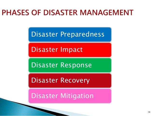 disaster mangement Address the numerous interconnected, complex and emerging risks today's societies are faced with environmental, technical, social and economic risks are often.