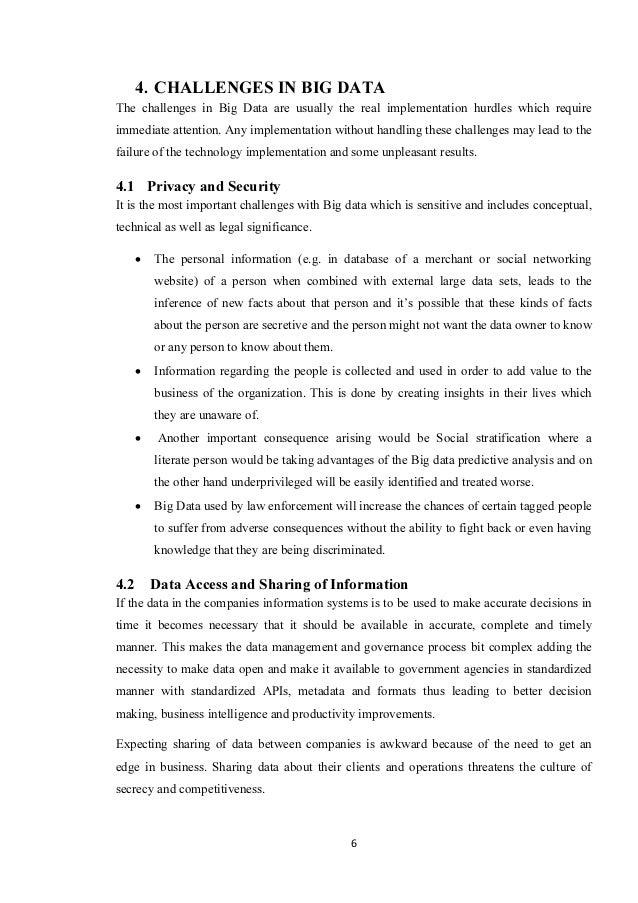 seminar report on big data pdf