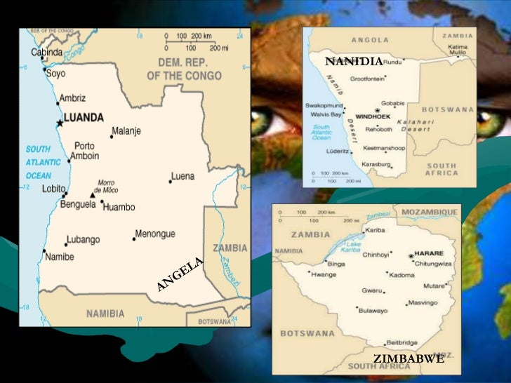 Harta Politica A Africii
