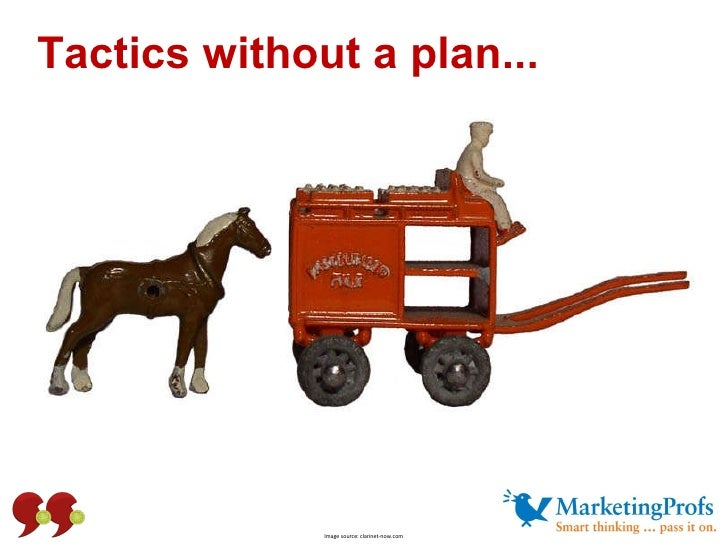 Image source: clarinet-now.com Tactics without a plan...
