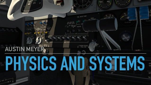 The Future of X-Plane 11 - Hartford FlightSimCon 2017