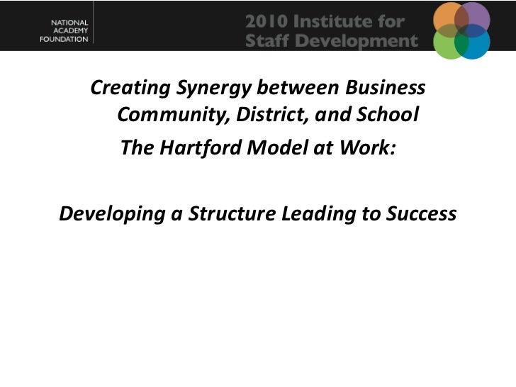 The Hartford At Work >> Hartford Exec Bd Workshop Presentation
