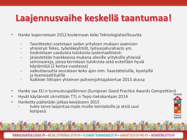 Hartikainen hyvä työ pidempi työura säätytalo final 29 10 2014