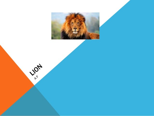 INTERESTING FACTSMating between lions and tigers is not likely to happen in the wild.However lions have a large member of ...