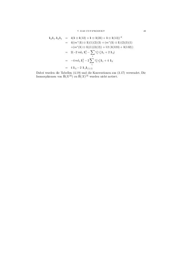 Nodale kurven und Hilbertschemata
