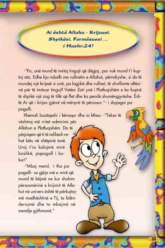 Harun Yahya Perralleza Per Femijet E Mencur 1