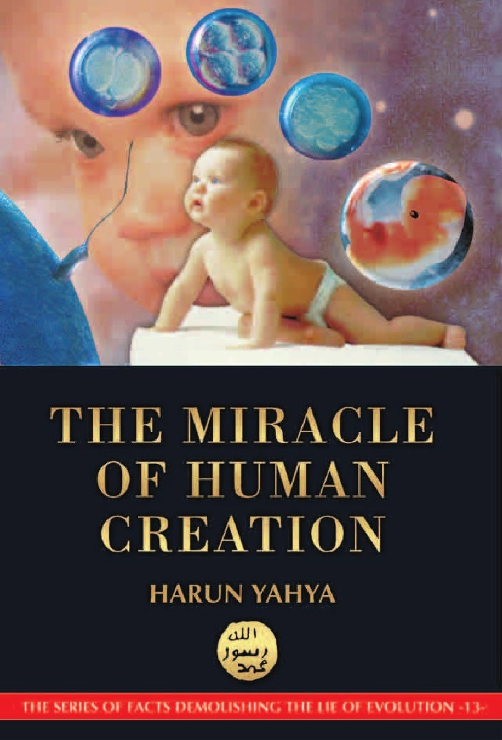 Have you ever looked into the question of how you came into the world?                             Of who made your body? ...