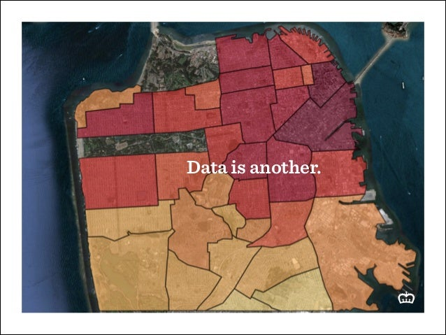 Data is another.