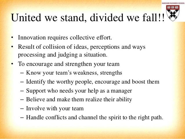 8 ways to build collaborative teams harvard business review Mind tools for managers: 100 ways to be a better boss is r, rebele, r and grant, a (2016) 'collaborative overload,' harvard business review [online (2007) 'eight ways to build collaborative teams,' harvard business review [online] available here [accessed jan 8, 2018.