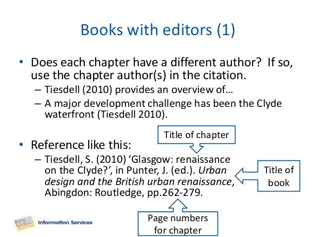 Citing referencing harvard books ccuart Images