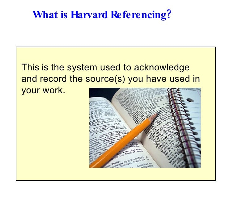 harvard referencing academic thesis The harvard university archives is the oldest and largest academic archives in the united states it collects, preserves, and provides access to a comprehensive record of academic, administrative, student, and social life at harvard.