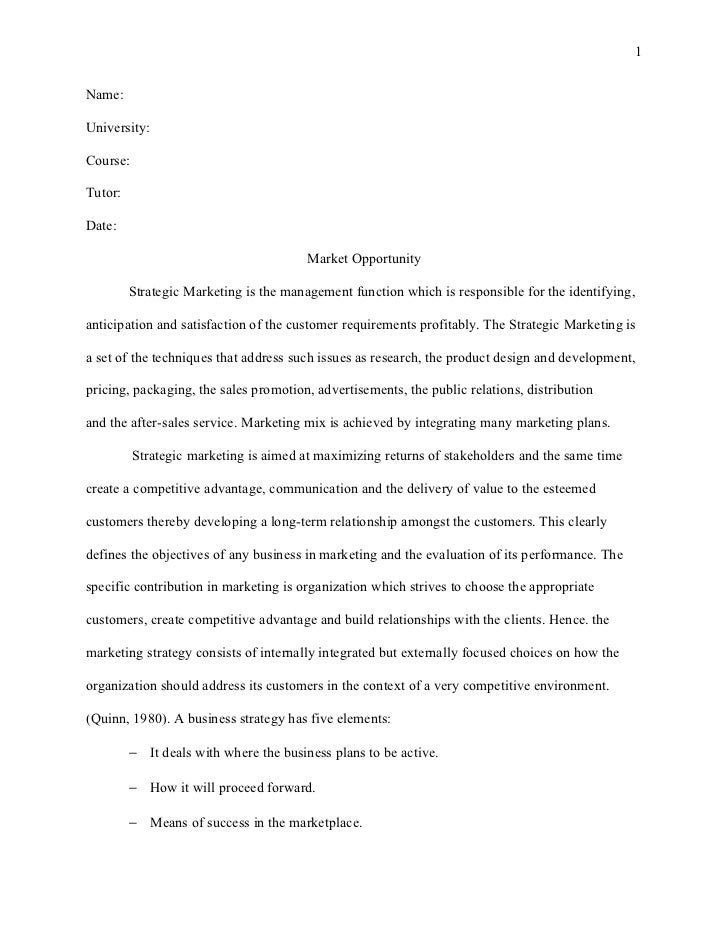 research essay assignment