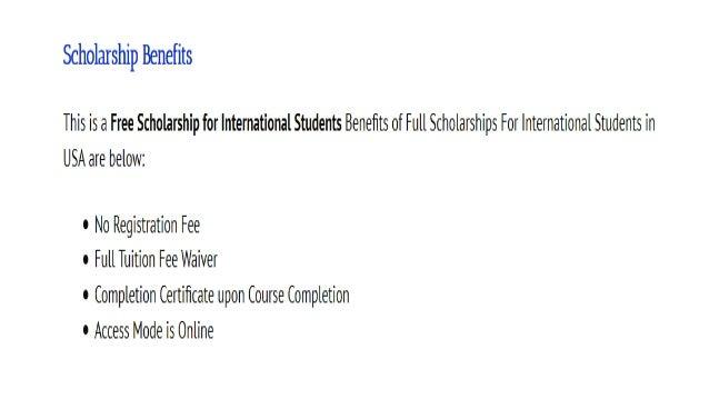 Harvard university scholarship program 2020 Slide 3