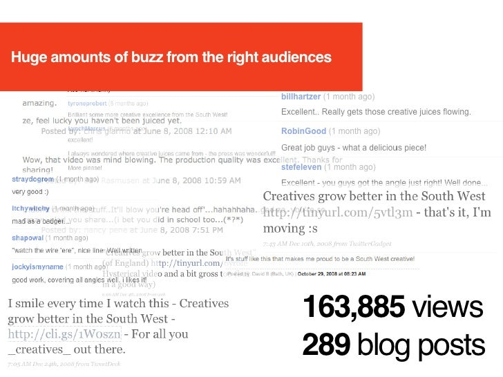 Picked up by some of the top creative and digital bloggers worldwide                          Picked up by the press and s...