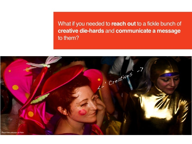 The South West RDA wanted an online campaign    to show off the strength of the South West as a region    for the Creative...