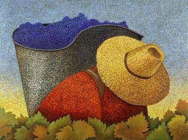 17 Best images about Lowell HERRERO, Art on Pinterest ... |Sunflower Harvest Lowell Herrero