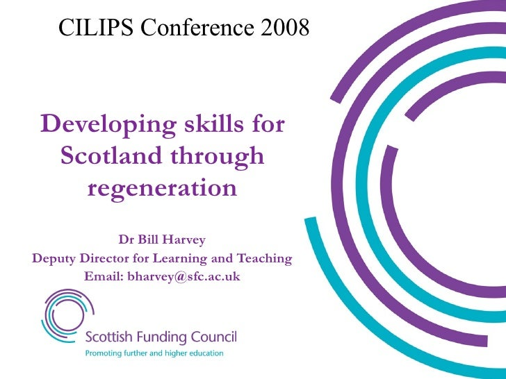 <ul><ul><li>Dr Bill Harvey </li></ul></ul><ul><ul><li>Deputy Director for Learning and Teaching </li></ul></ul><ul><ul><li...