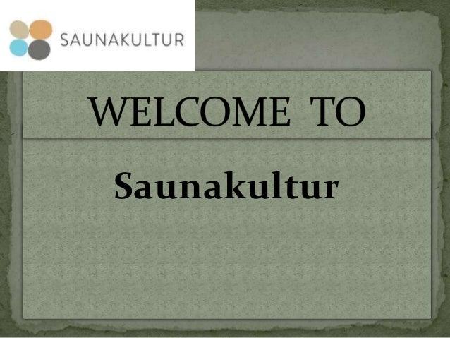 Saunakultur