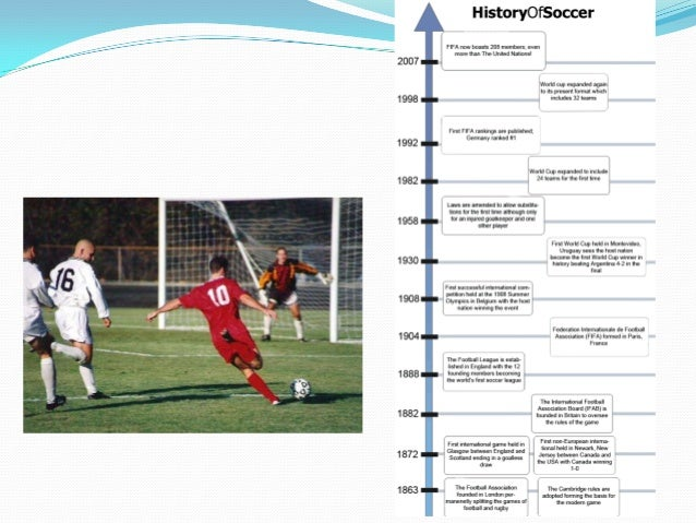 history of football 4 essay