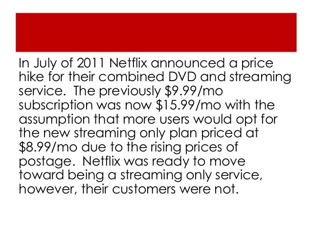 why netflix failed with qwikster