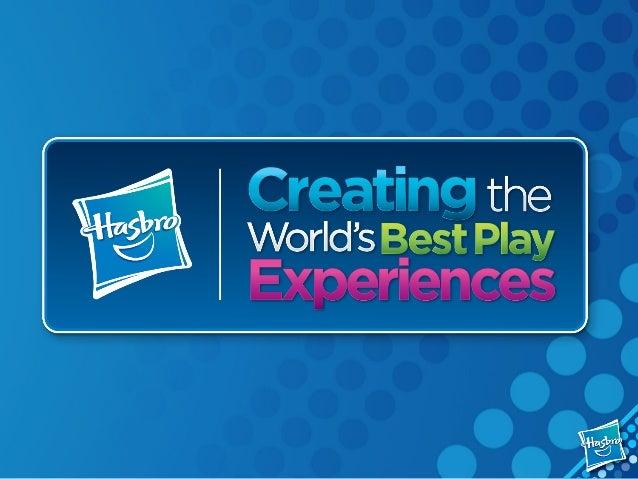 Hasbro Overview November 2015 Slide 3
