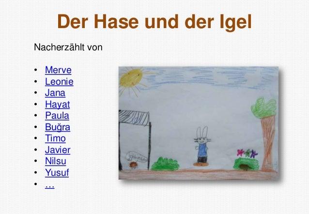 Hase und Igel Slide 2