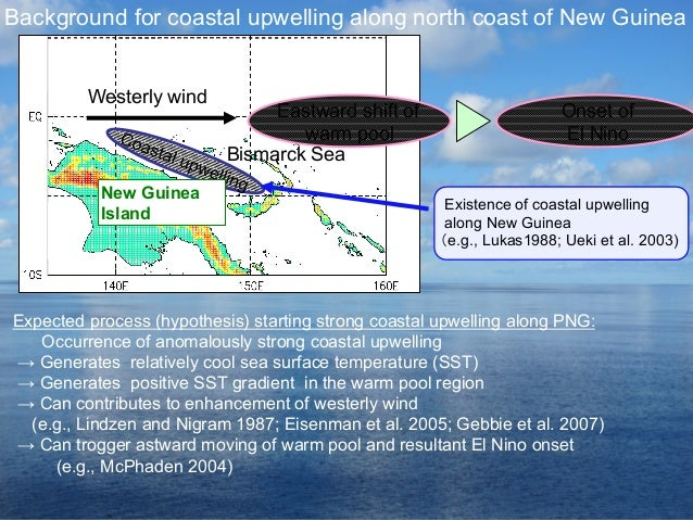 Png coastal upwelling enso spice rv mirai observation upng prese coastal upwelling along new guinea north coast triotn buoy ctd 5 ccuart Gallery