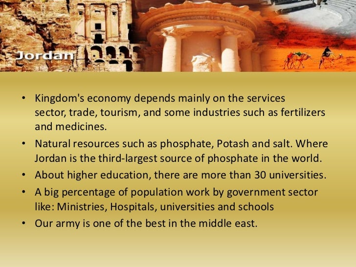 hashemite kingdom of jordan tourism essay Hashemite kingdom of jordan home / contact us / news / / arabic toggle navigation about the ministry about the ministry activating the role of the tourism industry to highlight jordan's attractions and to distinguish jordan as a unique tourism destination, and in appreciation of the role of tourism to national income by generating foreign.