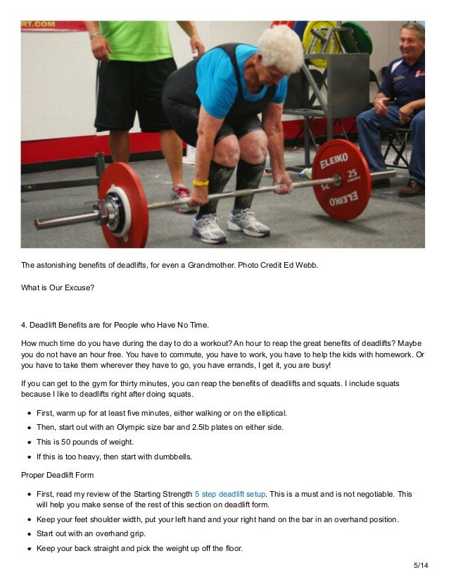 8a7e8ebce1d5 26 remarkable benefits of deadlifts to unlock your fitness