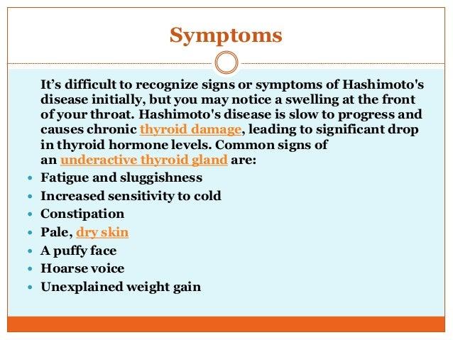 Hashimoto S Thyroiditis