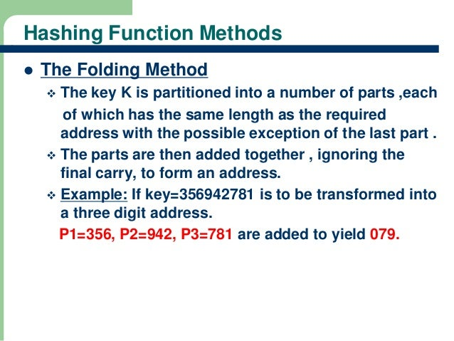 HASH FUNCTIONS IN DATA STRUCTURE EPUB