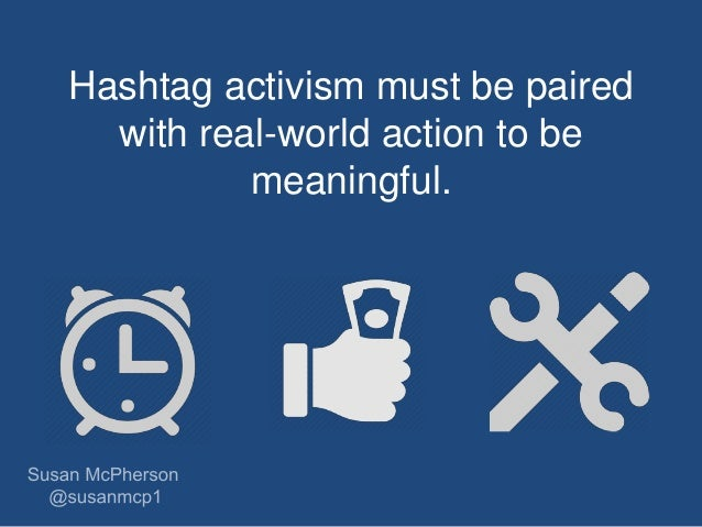 How Hashtag Activism is Becoming a Women's Game Slide 3