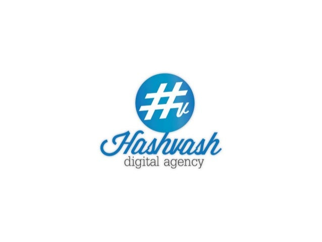 Hashvash Digital Agency- Company Profile