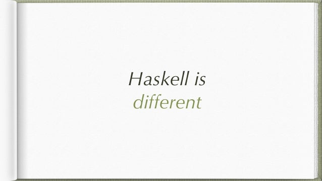 Haskellers are difficult to hire