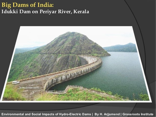 An introduction to the effects of dams