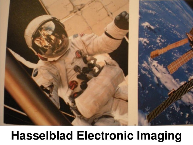 Hasselblad Electronic Imaging