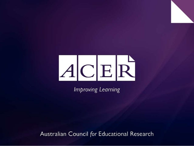 Australia's School Improvement Framework Robert Hassell