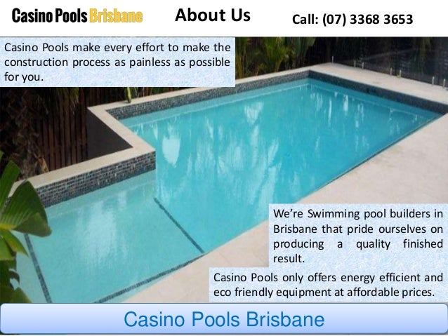 Hassle Free Swimming Pool Builders Casino Pools Brisbane