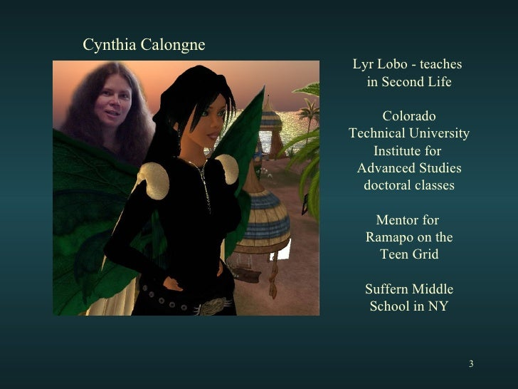 Identity and learning in virtual worlds sciox Image collections