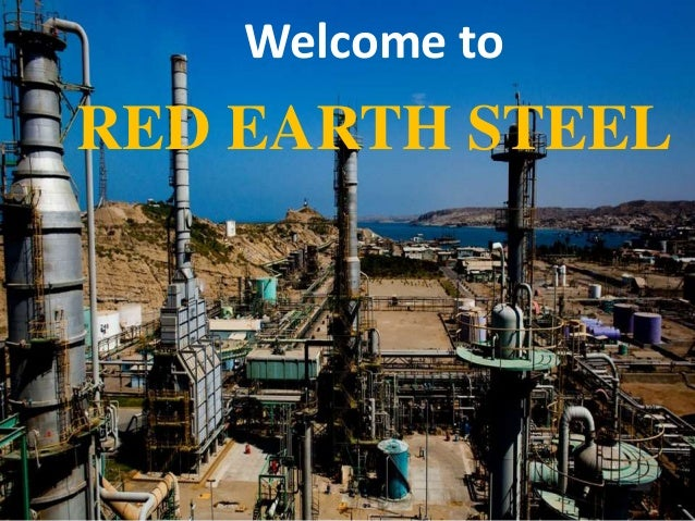 Welcome to RED EARTH STEEL