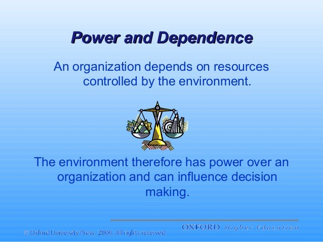 resource dependence 101177/0022002705277521journal of conflict resolutiondunning / resource dependence, economic performance resource dependence, economic performance, and political.