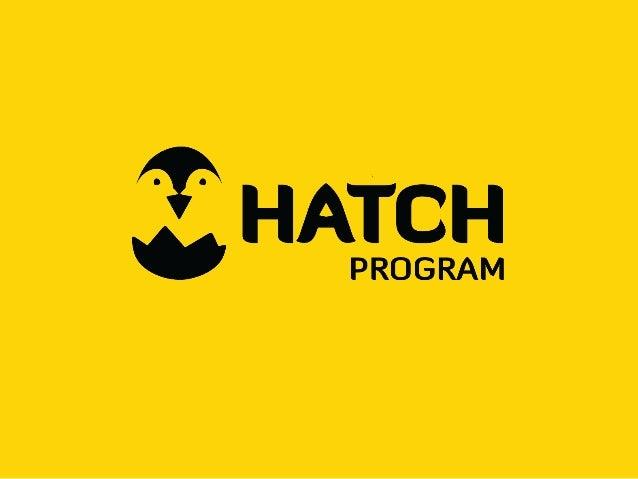 in association with HATCH! PROGRAM KHỞI SỰ MỖI NGÀY START UP A DAY