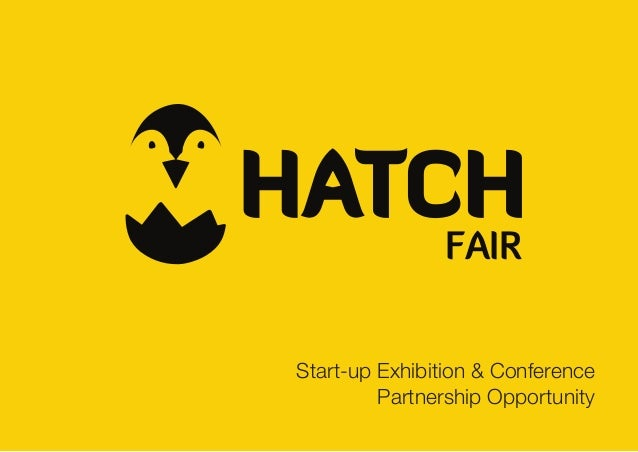 FAIR Start-up Exhibition & Conference Partnership Opportunity