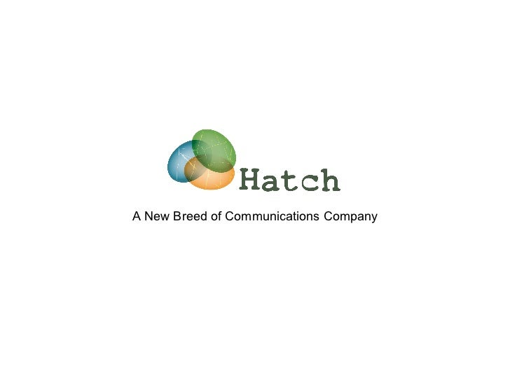A New Breed of Communications Company