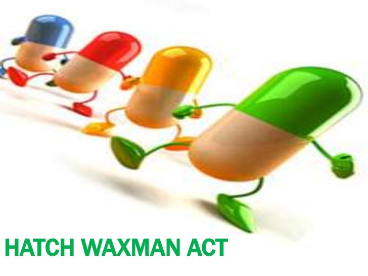 HATCH WAXMAN ACT