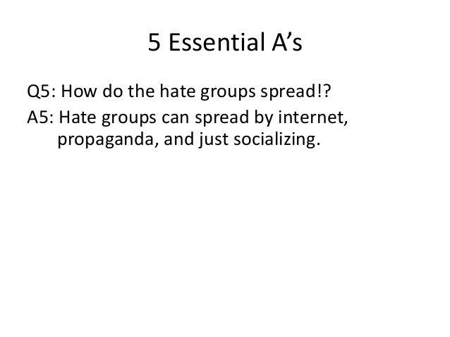 internet hate groups