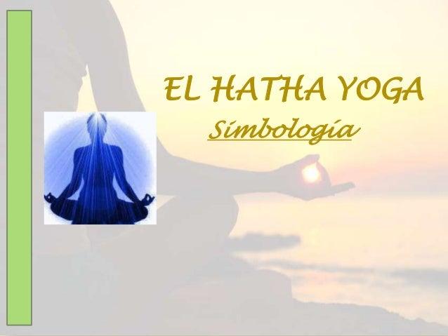 EL HATHA YOGA Simbología