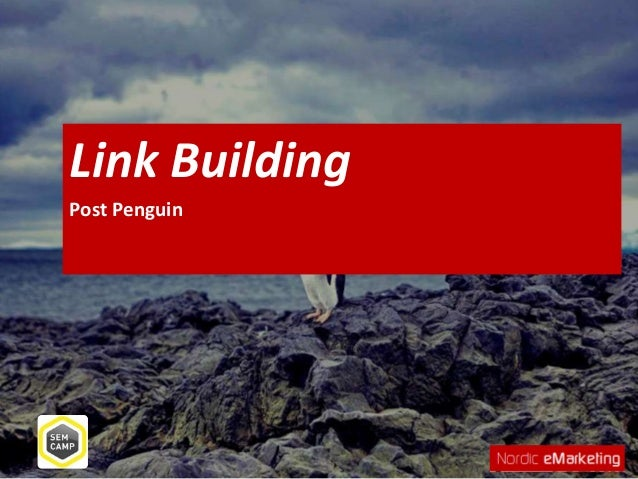 Link BuildingPost Penguin