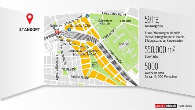 Wien hat einen neuen Hauptbahnhof Slide 3