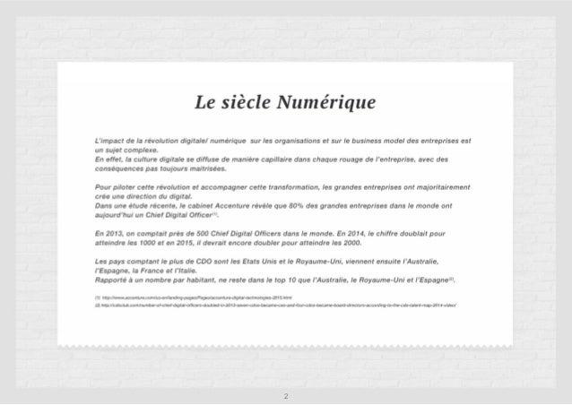 Les Leaders du Digital en France - Etude Haussmann Executive Search Slide 2